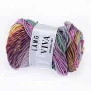 LANG Viva von LANG Yarns, Flieder/Pink/Hellblau/Grün