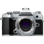Olympus Om-D E-M5 Mark Iii - Corpo Argento - 2 Anni Di Garanzia In Italia