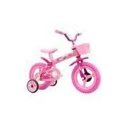 Bicicleta Infantil Aro 12 Track & Bikes Arco Íris - Rosa