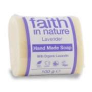 Faith in Nature Bio Levendula szappan (100g)