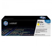 HP 824A Yellow LaserJet Toner Cartridge (CB382A)