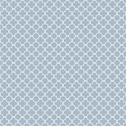 York Wallcoverings WA7824Waverly Classics marco papel pintado, True azul/crema
