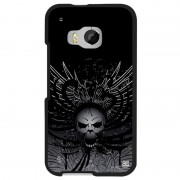 Capa Protectora Beyond Cell para HTC One M9 - Wing Skull
