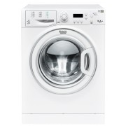 Masina de spalat rufe Hotpoint Ariston WMSF 622, Slim, Clasa A++, 6 Kg, 1200 Rpm, Display Digital, Alb