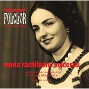 Maria Rachiteanu, Mari interpreti de folclor, Vol. 7/Marioara Murarescu