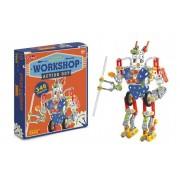 Avant-Garde Brands Ltd Tobar Workshop Action Bot Toy