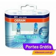 OSRAM HYPER COOL BLUE H1 (5.000K)