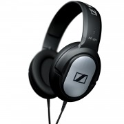 Слушалки Sennheiser HD 201, Черни/Сребристи