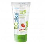Gel Lubrificante Bio Glide Morango (80 ml)