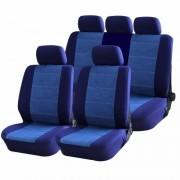 Huse Scaune Auto Mercedes Gla X156 Blue Jeans Rogroup 9 Bucati