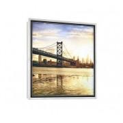 TRIO R22140201 Bridge dekorativní obraz LED 1x12W 3000K