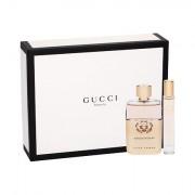 Gucci Gucci Guilty confezione regalo eau de parfum 50 ml + eau de parfum 7,4 ml donna