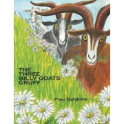 The Three Billy Goats Gruff, Hardcover/Paul Galdone
