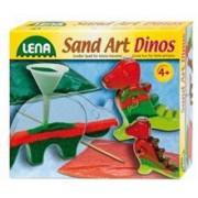 Joc Creativ Dinozauri Cu Nisip