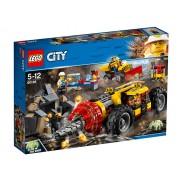 MINING FOREZA DE MINERIT DE MARE PUTERE - LEGO (60186)