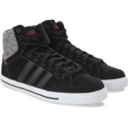 ADIDAS NEO CACITY MID Sneakers For Men(Black)