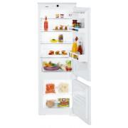 Combină frigorifică încorporabilă Liebherr ICUS 2924, 241 L, SmartFrost, Siguranţă copii, SuperFrost, Display, Control taste, H 158 cm, Clasa A++