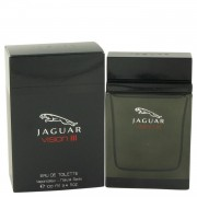 Jaguar Vision III by Jaguar Eau De Toilette Spray 3.4 oz