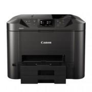 Мултифункционално мастиленоструйно устройство Canon MAXIFY MB5450, цветен принтер/копир/скенер/факс, 600 x 1200 dpi, 24стр/мин, Wi-Fi, LAN, USB, ADF, двустранен печат, A4