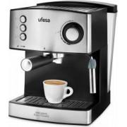 Espressor manual Ufesa CE 7240 1.6 L 850 W 20 bar Inox Negru