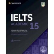 IELTS 15 Étudiants universitaires Réservent avec des réponses avec audio avec Resource Bank