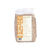 Seminte de susan integral Dragon Superfoods raw bio, 250 g