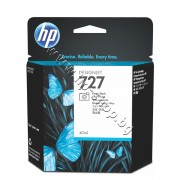 Мастило HP 727, Photo Black (40 ml), p/n B3P17A - Оригинален HP консуматив - касета с мастило