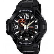 Ceas barbatesc Casio G-Shock GA-1000-1AER Twin Sensor Neon Illuminator
