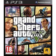 PS3 Grand Theft Auto 5 - GTA V