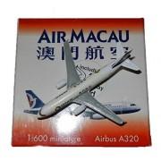 Schabak 926/54 Air Macau Airbus A320 1:600 Scale Diecast