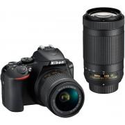 Nikon D5600 + AF-P 18-55 VR + AF-P 70-300 VR