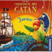 Colonistii din Catan Junior (2014 Romanian Edition)