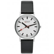 Mondaine New Classic Brushed Black 36mm