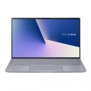 """ASUS Zenbook UM433IQ-A5029T AMD R5-4500U 14"""" FHD matny MX350/2GB 8GB 512GB SSD WL BT Cam W10 sedy; NumberPad"""