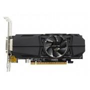 VGA Gigabyte GV-N1050OC-2GL, nVidia GeForce GTX 1050, 2GB, do 1506MHz, DP, DVI-D, HDMI 2x, Low-profile, 24mj