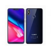 "Cubot spain Telefono movil smartphone cubot p20 azul/ 6.18""/ 64gb rom/ 4gb ram/ 20+2mpx-13mpx/ octa core/ dual sim/ 4g/ lector de huella"