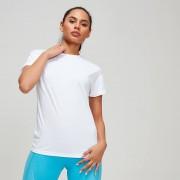 Myprotein MP Textured Training Women's T-Shirt - White - M