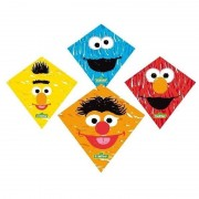 Sesamstraat Vlieger van Sesamstraat Bert