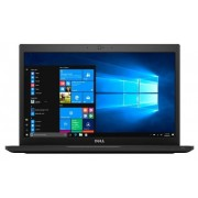 "Ultrabook™ Dell Latitude 7480 (Procesor Intel® Core™ i7-7600U (4M Cache, up to 3.90 GHz), Kaby Lake, 14""FHD, 8GB, 256GB SSD, Intel HD Graphics 620, Wireless AC, Tastatura iluminata, FPR, Win10 Pro 64, Negru)"