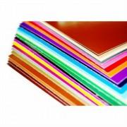 Dekor karton 2 oldalas 48x68 rózsaszín (ISKE124)