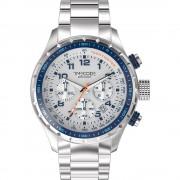 Orologio timecode tc-1011-19 sputnik steel da uomo