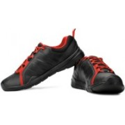 ADIDAS Outrider Outdoors Shoes For Men(Black, Red)