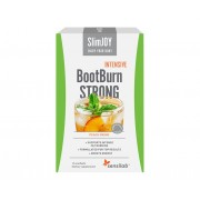SlimJOY BootBurn SRONG Intensive. Fettbrännande dryck för viktminskning med smak av persika. 15 drycker till 15 dagar.
