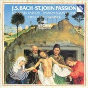 Video Delta Bach,J.S. - St. John Passion - CD