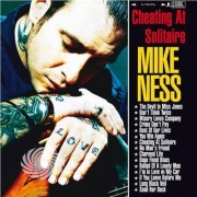 Video Delta Ness,Mike - Cheating At Solitaire - CD