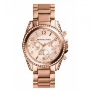 Michael Kors BLAIR Cronografo roségoldcoloured