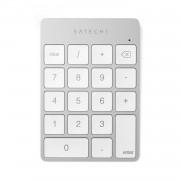 Satechi Bezdrátová číselná klávesnice pro Mac - Satechi, SLIM Wireless Keypad Silver