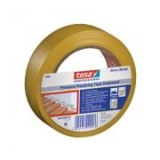 tesa Plastová maskovacia páska, UV 6 týždňov, žltá, 33m x 50mm 04840-00030-16