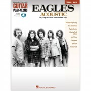 Hal Leonard Guitar Play-Along: The Eagles Acoustic Vol. 161, TAB and CD