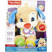 Mattel fisher-price il cagnolino smart stages-ride e impara-6-36 mesi, fpm51